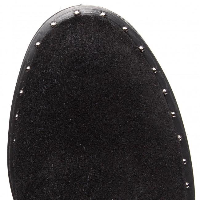 Black Altri I18338 E Costa Alma Stivali En Donna Tronchetti Pena fIYb7v6gy