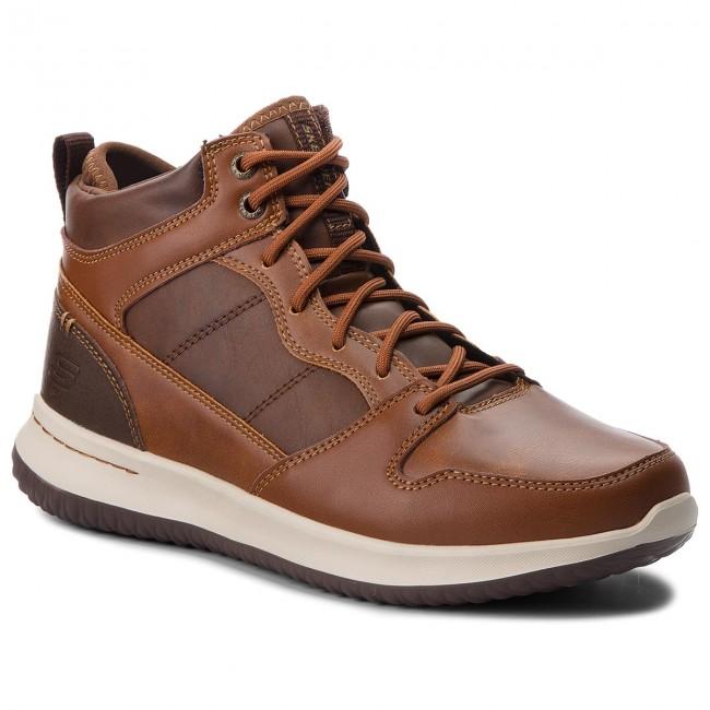 4484b964ca00 Stivali SKECHERS - Ralcon 65691/BRN Brown - Stivali - Stivali e altri - Uomo  - escarpe.it