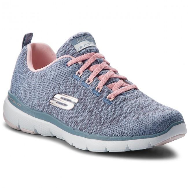 Scarpe SKECHERS - Flex Appeal 3.0 13062/SLTP Slate/Pink