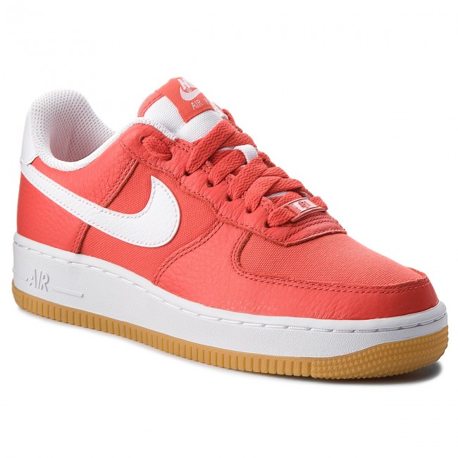 Lifestyle Nike Uomo | SF Air Force 1 Mid Habanero Red