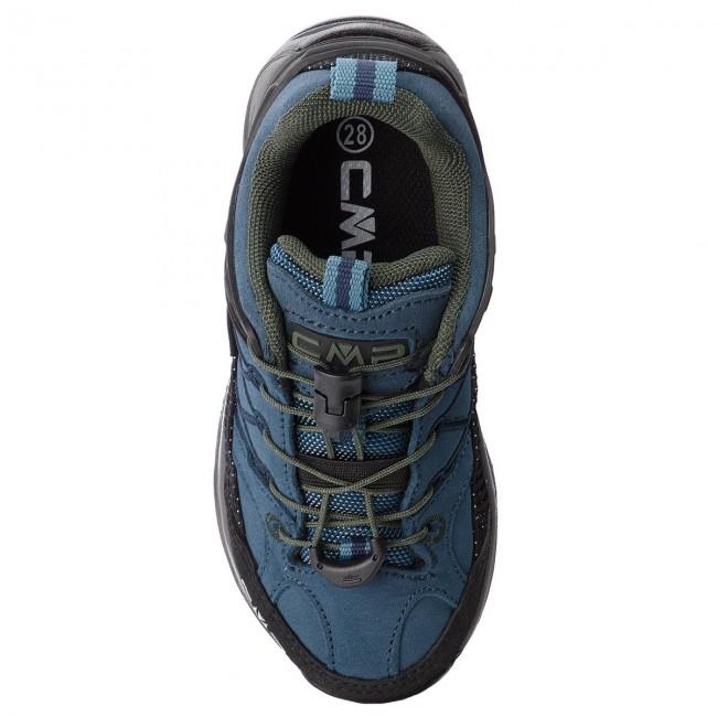kaky Stringate Trekking Low 3q13244 Basse Cmp Shoes Bambino Da Scarpe Maiolica 79bn Kids Wp Rigel Yfb7gyv6