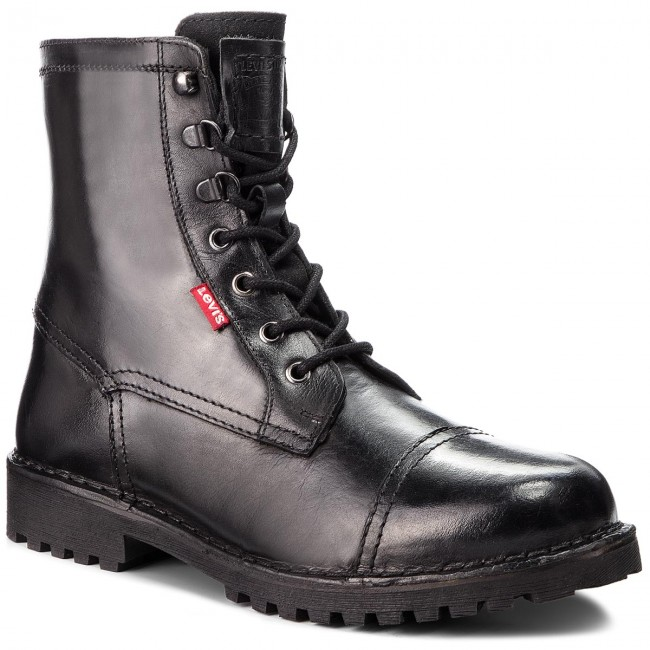 Stivali LEVI'S 228741 700 59 Regular Black Stivali