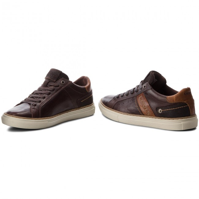 Sneakers LEVI'S 228813 700 29 Dark Brown