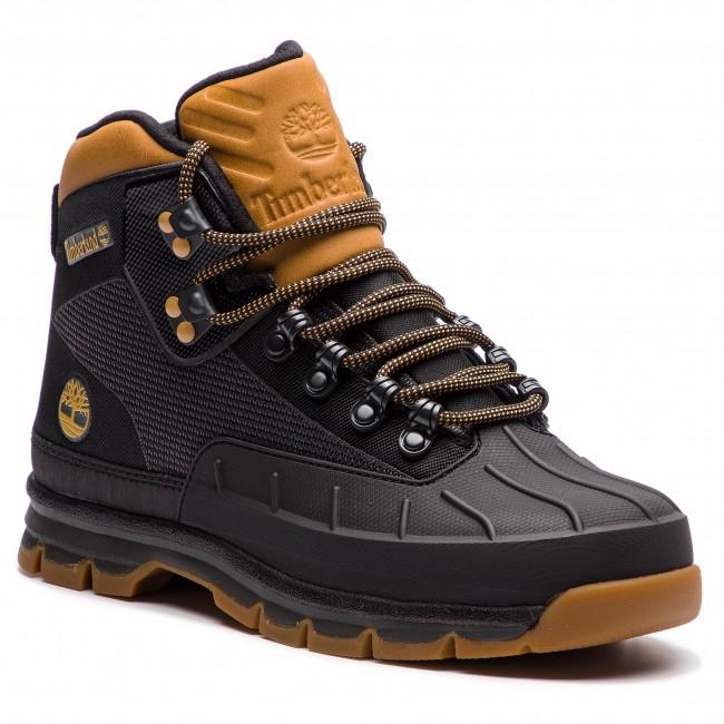 25d5f815e9f0e2 Scarpe da trekking TIMBERLAND - Euro Hiker Shell TB0A1QJ20151 Black ...