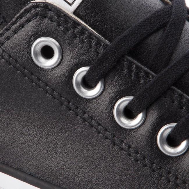 Scarpe da ginnastica CONVERSE - Ctas Lift Clean Ox 561681C Black/Black/White - Scarpe da ginnastica - Scarpe basse - Donna tFFgY
