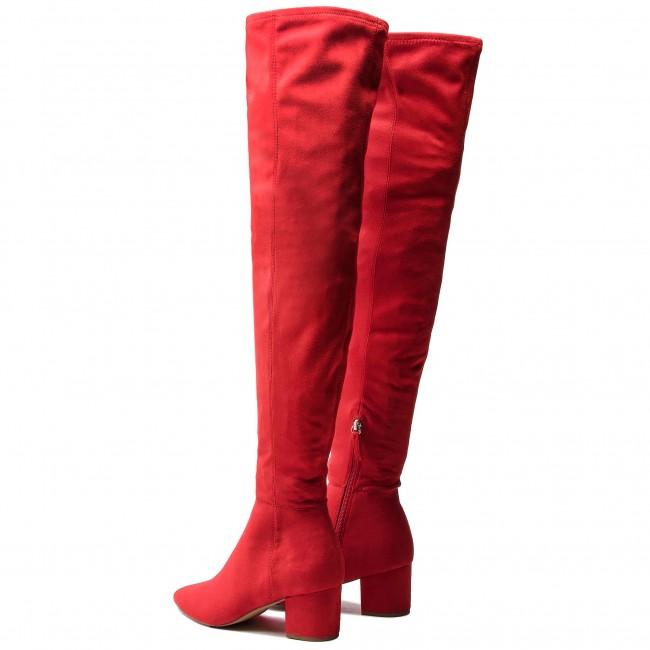 Stivali STEVE MADDEN BOLTED RED