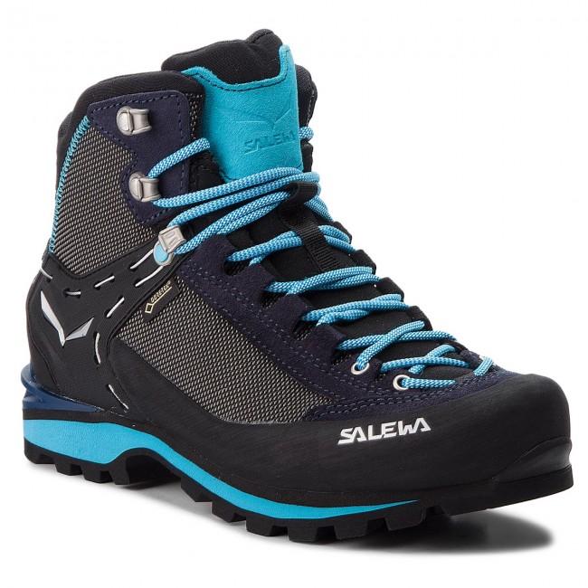 Scarpe da trekking SALEWA - Crow Gtx GORE-TEX 61329-3985 Premium Navy/Ethernal Blue