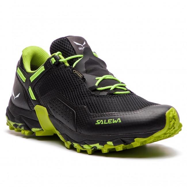 separation shoes 072e7 bd463 Scarpe da trekking SALEWA - Speed Beat Gtx GORE-TEX 61338-0978 Black  Out/Fluo Yellow