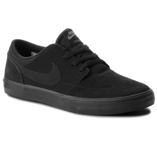 Ginnastica Nike Da Uomo black Black Scarpe Basse Sb Solar Ii 005 880266 Portmore LVSUMGpqz