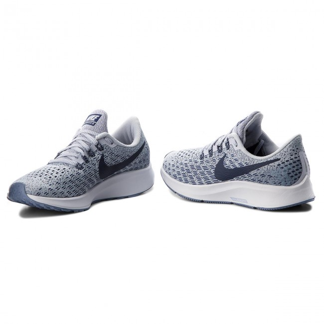 Sportive 942855 Grey white Da Air Pegasus Running 005 Football Zoom blue Donna 35 Nike Void Scarpe Allenamento zpUqMSV