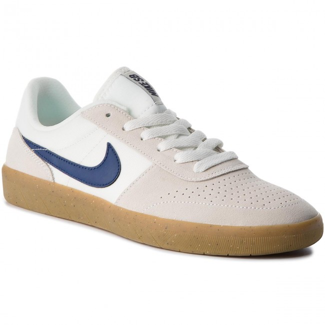 26189d3632 Scarpe NIKE - Sb Team Classic AH3360 100 Summit White/Blue Void/White
