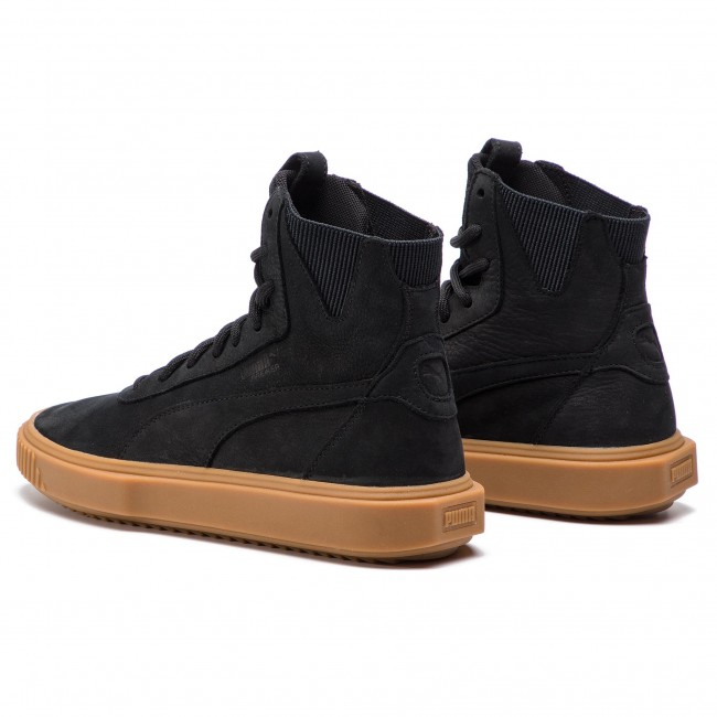 Sneakers PUMA Breaker Hi Gum 367715 01 Puma BlackPuma Black
