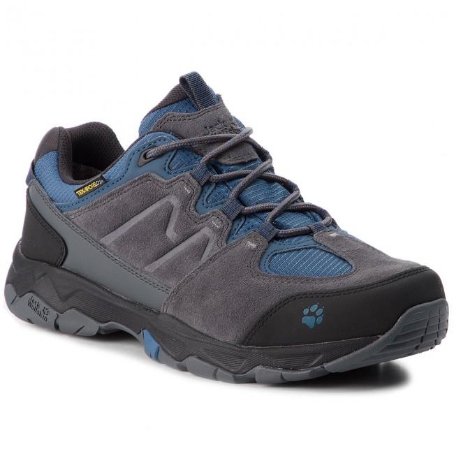purchase cheap d2169 67767 Scarpe da trekking JACK WOLFSKIN - Mtn Attack 6 Texapore Low M 4017582  Ocean Wave