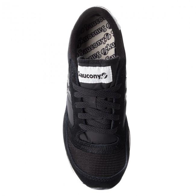 S60368 Jazz 9 Blk Basse Original blk Scarpe Saucony Donna Sneakers Vintage JlKcF1
