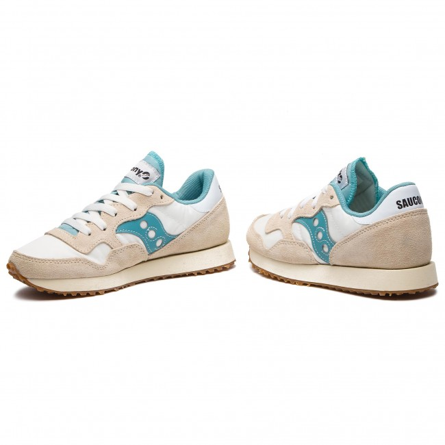 Sneakers SAUCONY Dxn Trainer Vintage S60369 40 WhtBlu