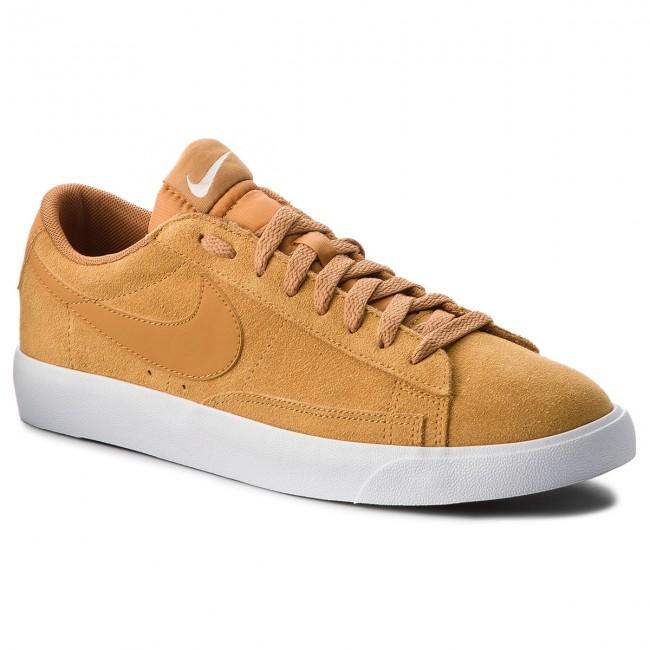 scarpe nike blazer low suede