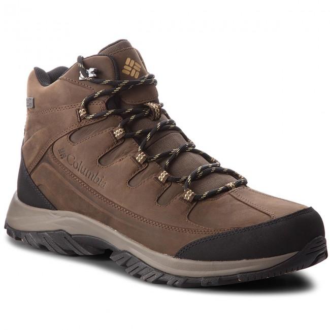 Scarpe da trekking COLUMBIA - Terrebonne II Mid BM5518 Mud/Curry 255 - Scarpe da trekking e scarponcini - Stivali e altri - Uomo