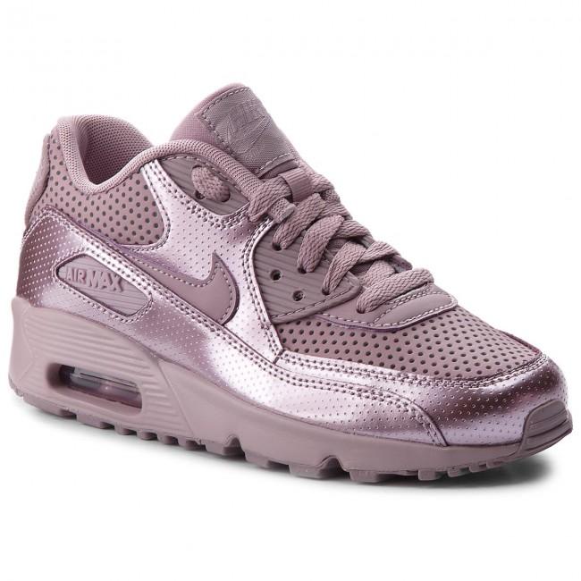 Scarpe da donna Nike Air Max 90 Se Leather 859633 600