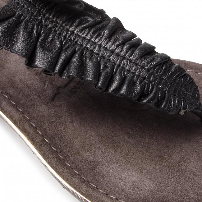 Sandali TAMARIS - 1-28143-22 Black 001 - Sandali da giorno - Sandali - Ciabatte e sandali - Donna