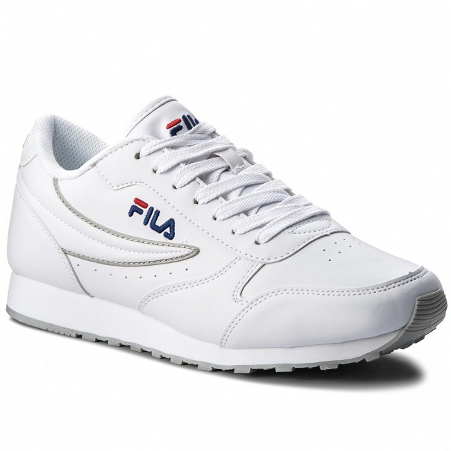 Sneakers FILA - Orbit Low 1010263.1FG White