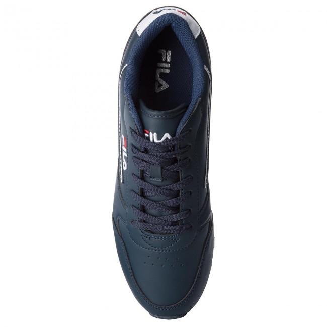 Fila Blue Orbit Basse Scarpe Uomo 1010263 Sneakers Low Dress 29y yv7Ybfg6
