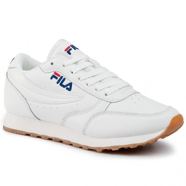 Sneakers FILA - Orbit Jogger Low Wmn 1010310.1FG White