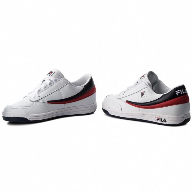 1vt13040 Tennis Whitefila Navyfila Fila Original 150 Sneakers u3T1J5FKlc