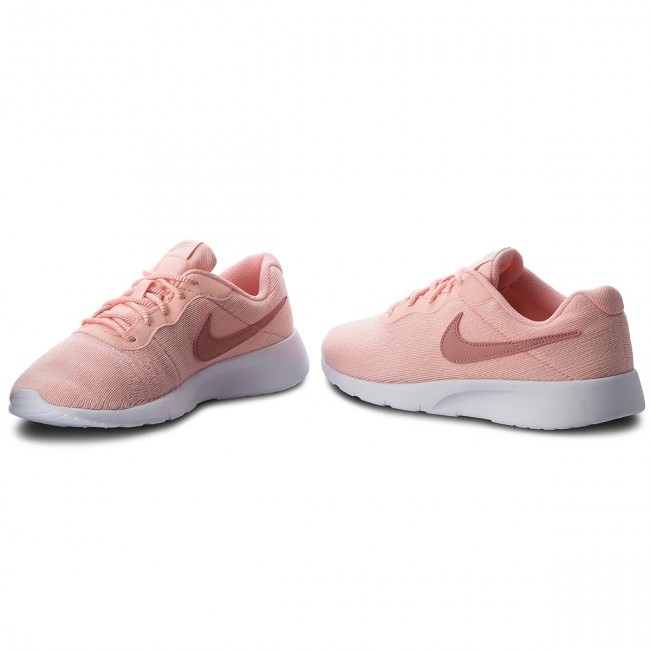 Scarpe NIKE Tanjun Se (GS) 859617 603 Storm PinkRust PinkWhite
