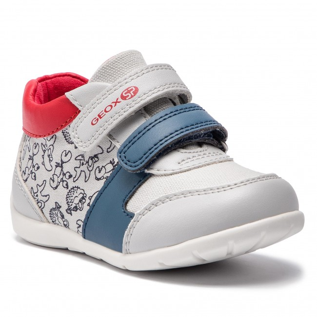 Sneakers GEOX B Ethan B. B B821PB 00010 C0051 M GreyRed