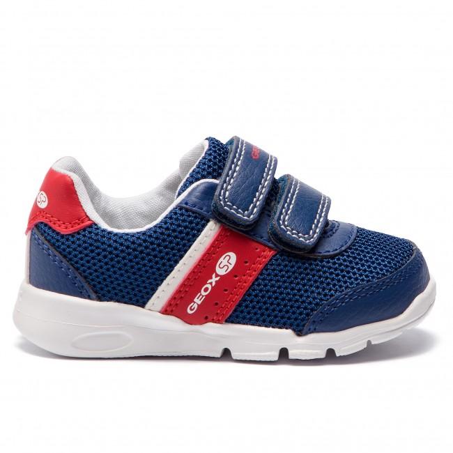 Sneakers GEOX B Runner B. C B92H8C 014BU C0735 M NavyRed