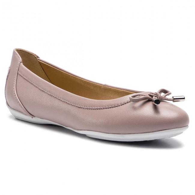 Ballerine GEOX D Charlene A D84Y7A 000BC C8056 Antique Rose