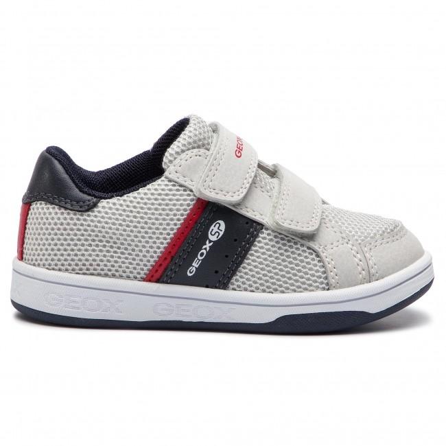 Sneakers GEOX J Maltin B. A J92G3A 014BU C0665 M GreyNavy