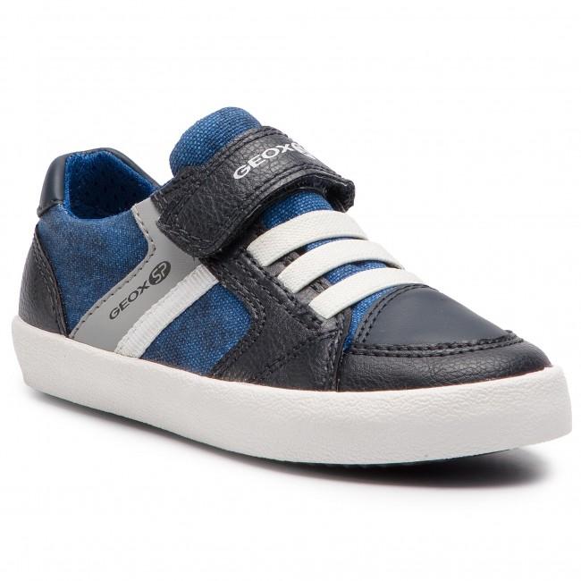 Sneakers C4226 J925cb Geox Navyroyal Gisli BB M J 0me10 bfgIym6v7Y