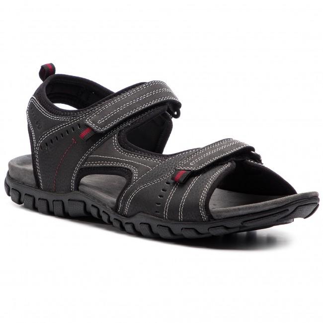 Geox Black D SAND.VEGA A D52R6A Geox Sandali e scarpe