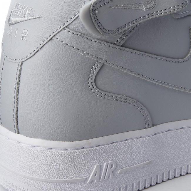 Nike Air Force 1 Mid´07 WhiteBlue Legend White | Footshop