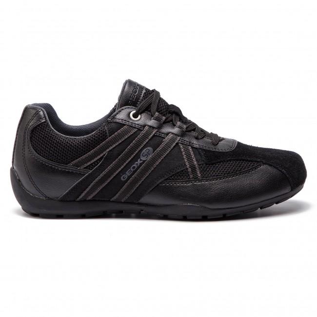 Sneakers GEOX U Ravex B U923FB 0BC14 C9999 Black