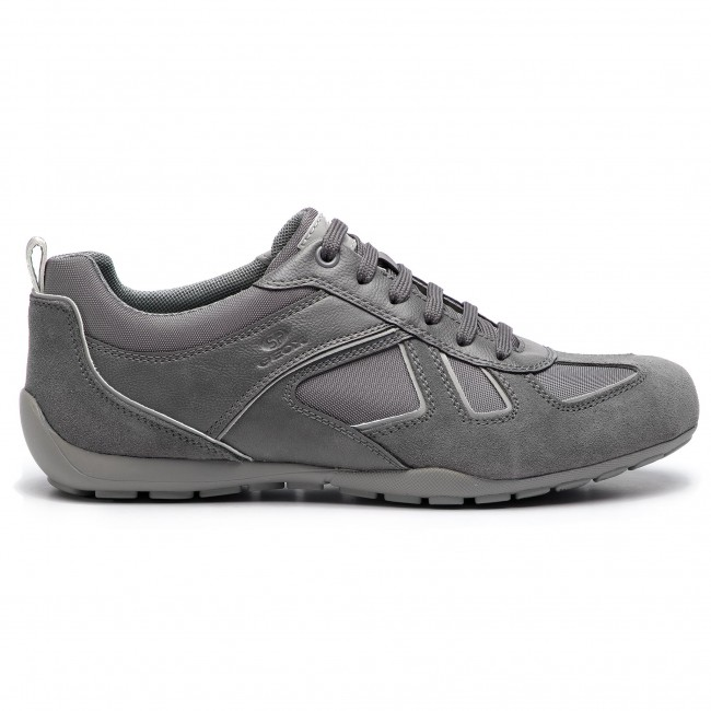 Sneakers Ravex U U923fd D Basse Geox Anthracite 022bc Scarpe Uomo C9004 srhdtQC