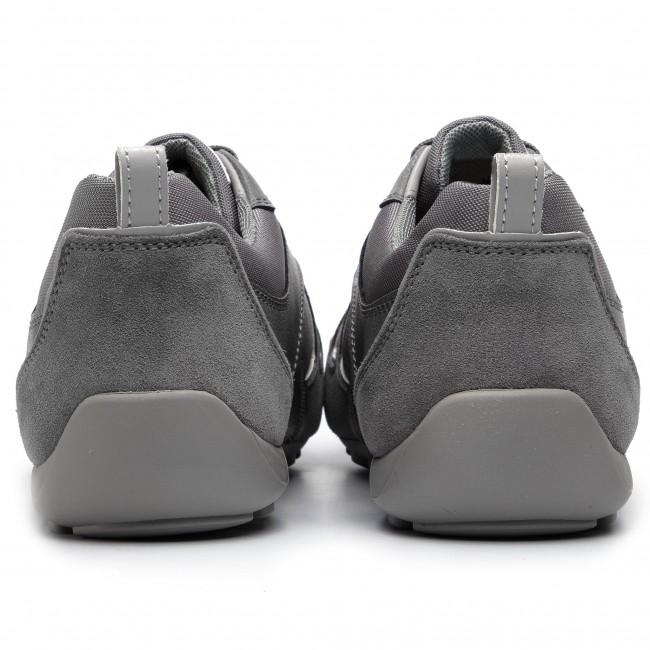 022bc Uomo U923fd D Anthracite Ravex C9004 Sneakers Geox Basse U Scarpe kZPXOiu