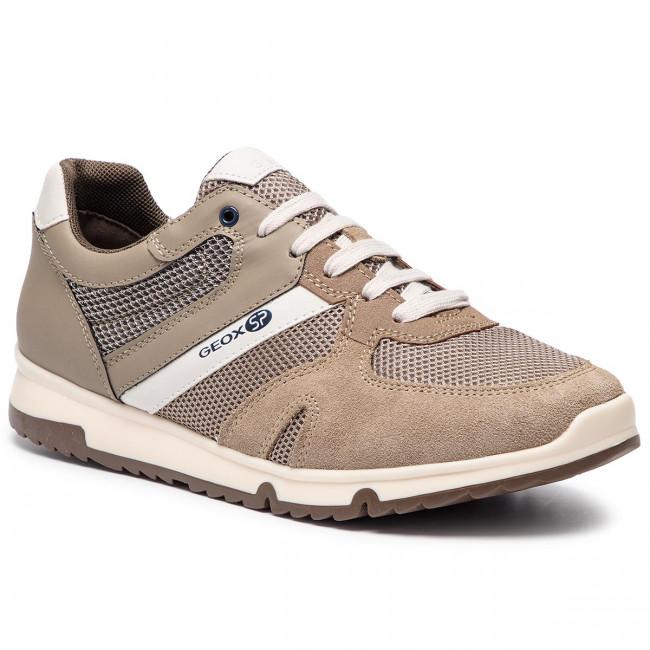 Sneakers GEOX U Wilmer B U923XB 01422 C5335 SandTaupe