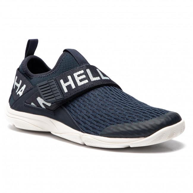 save off 9edad 04b47 Scarpe HELLY HANSEN - Hydromoc Slip-On Shoe 114-68.597 Navy/Bleached  Aqua/Off White