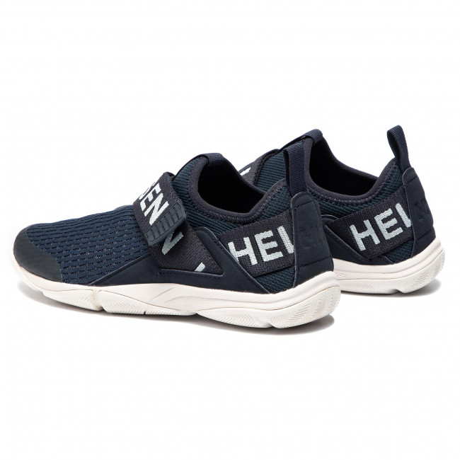 bleached Aqua Acqua off E Hydromoc on Shoe White Da Donna Hansen Scoglio Slip 68 Sportive Helly 597 Navy Scarpe 114 34SRLcq5Aj