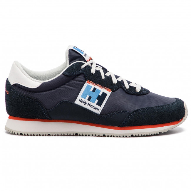 Sneakers HELLY HANSEN - Ripples Low-Cut Sneaker 114-82.597 Navy/Off White/Cherry Tomato - Sneakers - Scarpe basse - Donna