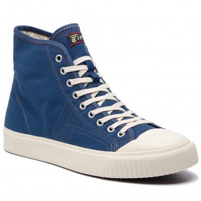c09d19e2e082 Scarpe da ginnastica ASICS - ONITSUKA TIGER Ok Basketball Mt 1183A203  Midnight Blue/Midnight Blue