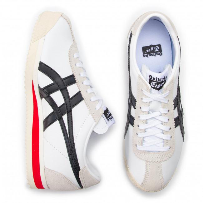 Sneakers Onitsuka Tiger - Corsair 1183a357 White/black 100 Scarpe Basse j2Kbh
