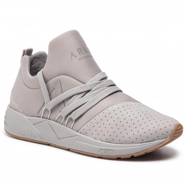 Sneakers ARKK COPENHAGEN Raven Nubuck S E15 ML1430 0021 W Ash Gum