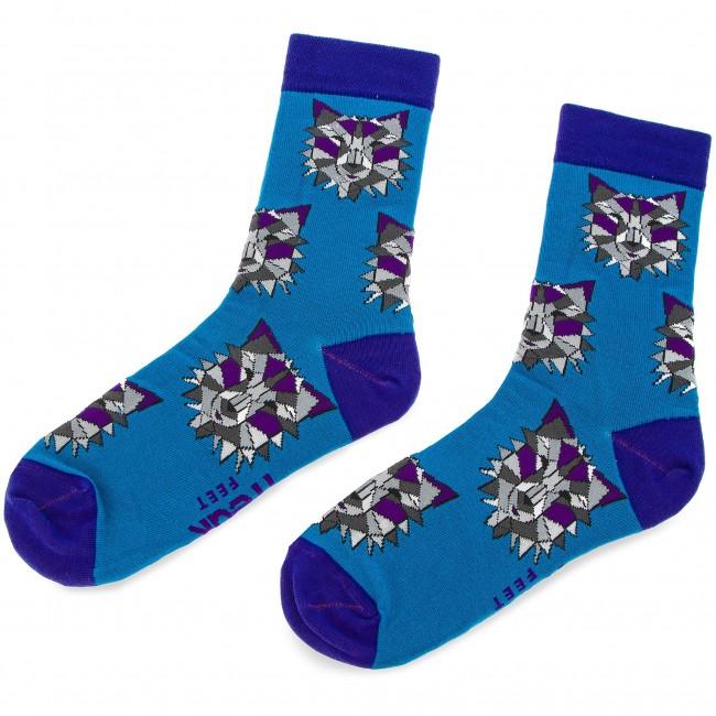 Tessili Blu fbl Unisex Accessori Lunghi Freak Feet Calzini Lwil Donna nPkXOw08