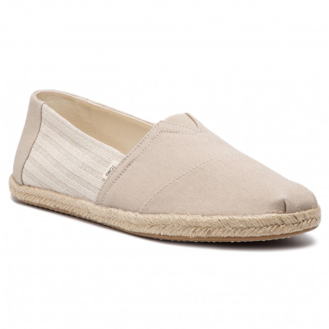 Espadrillas TOMS - Classic 10013560 Oxford Tan Ivy League