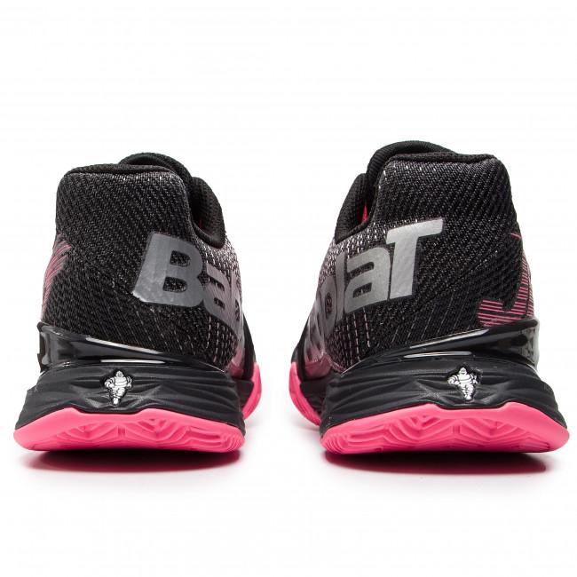 Scarpe BABOLAT - Jet Mach II Cl 31S19685 Pink/Black - Tennis - Scarpe sportive - Donna