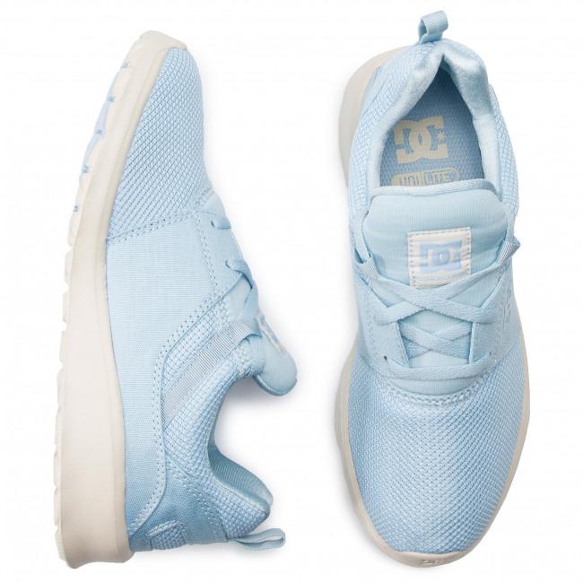 Sneakers DC - Heathrow ADJS700021 Light Blue (Lbl) - Sneakers - Scarpe basse - Donna