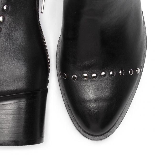 Conspire Black E Altri 017 Donna Madden Steve Sm11000064 Tronchetti Stivali Ankleboot Leather 03001 f76yvbgIY